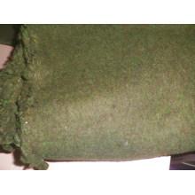 Recycling von 465GSM militärische Blanket Baumwollgewebe