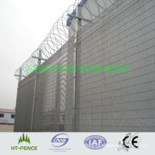 Galvanized Airport Security Fence