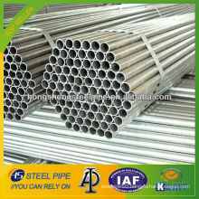 Q235 hot dipped galvanized carbon steel pipe
