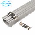 factory direct sale LED lighting belt with ceiling aluminum enclosure profile
