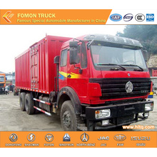 North-Benz 6X4 Truck Van for Sale