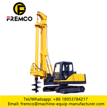 Rotary Drilling Rig With Crawler Type