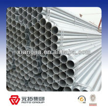 ASTM Galvanized scaffolding steel pipe 1'-1'1/2'' inch for sale