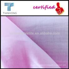 Anos 60 penteada algodão fino Weave liso tecido para capa/paciente roupas de cama de Hospital