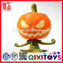 Halloween party toy halloween pumpkin hat pet toys