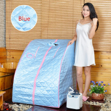 2 L Capacity Home Foldable Portable Mini Steam Sauna