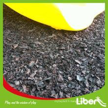 Carrelage en caoutchouc pour sols extérieurs pour Tennis Classé LE.XJ.004