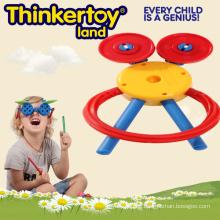 Tier Vorschule Spielzeug Aktivität Pädagogische Entwicklung Kunststoff
