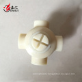 Abs rotating 3 inch 4 blades or 6blades cooling tower sprinkler head