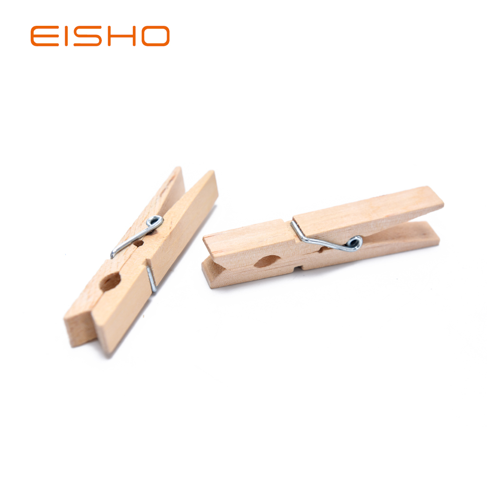 Fc 1108 2 24eisho Wooden Pegs Mini Clothespins 3