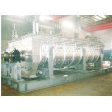 2017 KJG série remoledor a seco, SS cone duplo secador de vácuo rotativo, máquina de secagem de chá ambiental