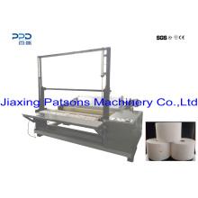 Máquina de rebobinamento de tecido não tecido de alta qualidade
