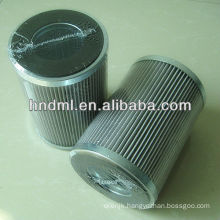 The replacement for FILTREC hydraulic oil filter element R660G25, Turbine parts filter cartridge