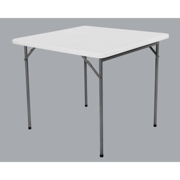 Nouvelle table pliante carrée de 2,8 pi