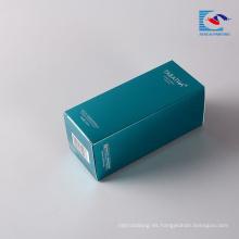 Caja de empaquetado cosmética personal del cuidado de la piel del rectángulo de la venta de Sencai