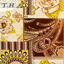 Wholesale Polyester Knitting Printing Velvet Fabric