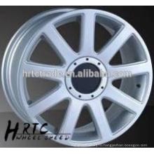 HRTC 17 * 7.5 и 18 * 8 новейших алюминиевых сплавов колесных дисков Литые диски