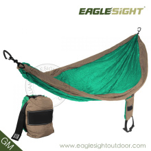 New Design OEM Compressed Parachute Nylon Hammock