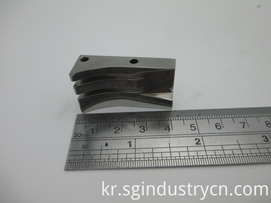 Customized Grinding Machine Parts
