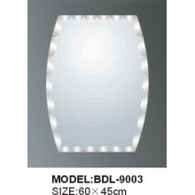 5mm Thickness Bathroom Silver Glass Mirror (BDL-9003)