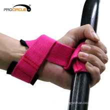 Hot Sale GYM Cotton Weightlifting Straps