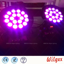Wilgex  Moving Wash Led