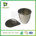 Cadinho/puro cadinho de níquel (30ml, 50ml, 100ml)