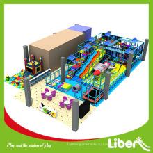 CE одобрил качество hihg удовольствие крытая детская площадка оборудование