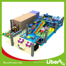 CE Approved Hihg Quality Fun Indoor Playground Equipment