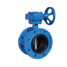 Iron casting butterfly valve