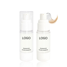 Vegan Face Silk Primer Oil Free Professional Base Make Up Matte Smoothing Temperature Change Face Primer Moisturizer Cosmetic