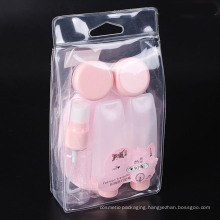 Small Pump Bottle Spray Cosmetic Travel Bottle (PT06)