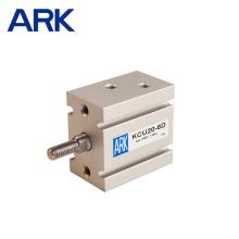 Cilindro neumático de simple instalación KCU de acción simple
