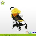 Pu Wheel Folded Multifunction Baby Stroller Wagon For Kids