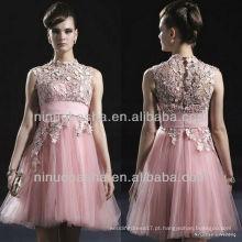 E0002 Lace Tulle Evening Dress / Vestido de noiva Vestido de noiva Vestido de noiva