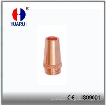 Hrtweco 25CT-50 MIG сварки факел сопла фиксированной грубой резьбы
