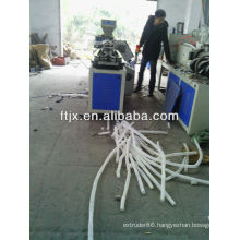 extension corrugated pipe production line