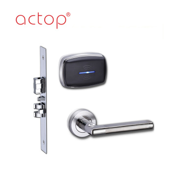 Actop alta tecnologia porta do hotel inteligente LOCK