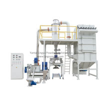 Mill for Powder Coating