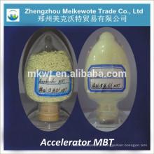 aceleradores de MBT (149-30-4) para produtos de pneus
