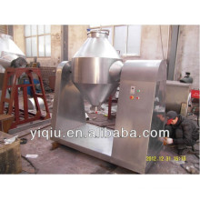 Double tapered mixer/medicine powder mixer