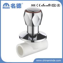 Válvula de Parada PPR Tipo a-Lxd para Material de Construção