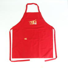 Kefei alta qualidade Avental de algodão personalizado impressão pintura avental