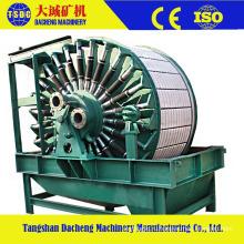 Ротационный вакуумный фильтр для железной руды