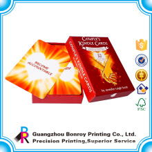 offset printing custom playing cards