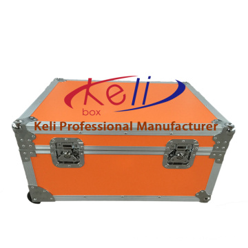 16 Years Professional Aluminum Case Factory Specializing in The Production of Various Types of Aluminum Flight Case