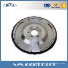La fonderie de la Chine fournit la bonne qualité Flywheel de fonte ductile