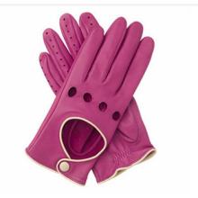 Gant en cuir de qualité supérieure en cuir gant en cuir / fabricant de gants en cuir