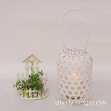Willow candle holder, OEM accepted