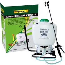 Pulverizador de mochila 15 litros Agricultura OEM Jardín de casa riego